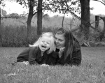 Survivor Heidi Ottilie with daughter Olivia