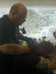 Veara tattoos John Ketchum