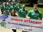 AFSCME protest from May 2012