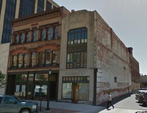 412/414/416 E. Adams St. - Proposed Site Of Future Kidzeum