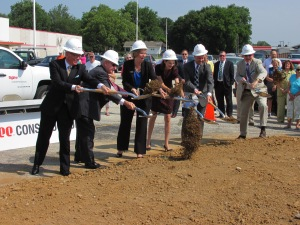 HyVeeGroundbreaking